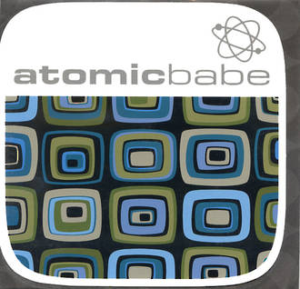 Blank Card: Checkout Square - Atomic Babe