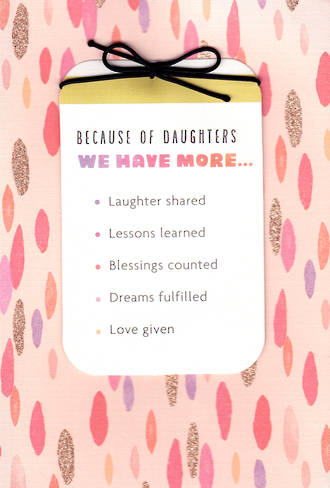 Daughter Birthday Card Hallmark Have More