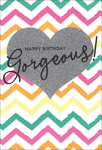 Happy By Hallmark Birthday Gorgeous