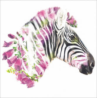 Wildlife Botanicals Zebra
