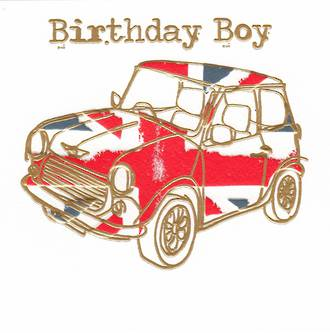 Artisan Brights Birthday Boy Mini
