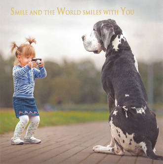 Unleashed World Smiles With You