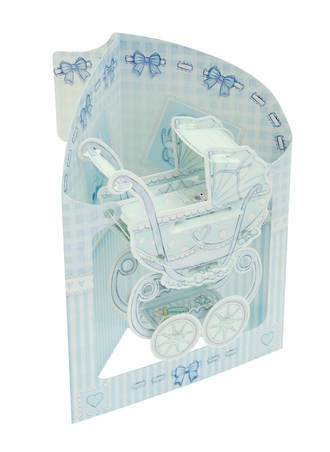 Santoro Swing Cards Baby Boy