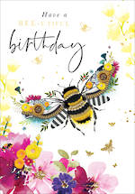 Azalea Birthday Bee