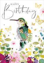Azalea Birthday Bird