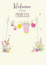 Baby Card Girl: Life & Soul Princess