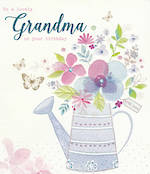 Grandmother Birthday Card Tallulah Rose