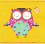 Piece of Cake Bright Owl