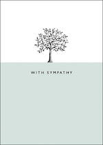 Sympathy Card Imagine Tree