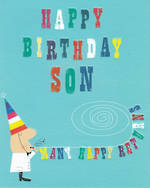 Son Birthday Card Inkpress Happy Returns