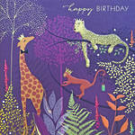 Sara Miller Birthday Jungle Animals