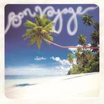 Bon Voyage Card Tropical Beach