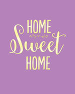 New Home Card Tiffany Sky Home Sweet Home