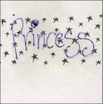 Blank Card: Princess Stars