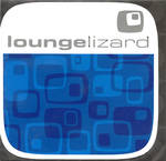 Blank Card: Checkout Square - Lounge Lizard