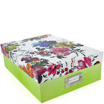 Storage Box Designer's Guild Couture Rose A4