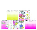 Document Wallet Set Designer's Guild Couture Rose