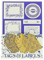 Blue Skies Emma Bridgewater Tags & Labels