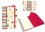 Emma Bridgewater Dots Notepad & Concertina File