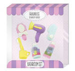Novelty Eraser Set Large Bathroom