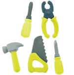 Novelty Eraser Set Large Tool Kit