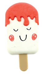Novelty Eraser Set Small Lollipop