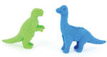 Novelty Eraser Set Small Dinosaurs 1