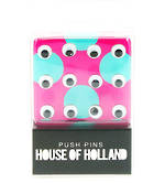 House of Holland Push Pins