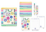 Kirstie Allsopp Watercolour Magnetic Shopper Pad