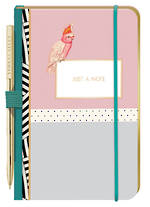 Yvonne Ellen Handbag Notebook & Pen Set