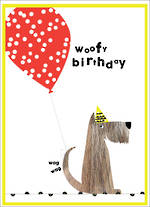 Party Popper Birthday Woofy