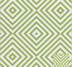 Sheet Wrap Chevron Green