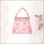 Blank Card: Fashion - Pink Bag