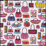 Blank Card General Fun Handbags