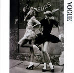 Blank Card Photographic Vogue Square the New Pleat Skirts