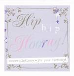Stephanie Rose Floral Hip Hip Hooray