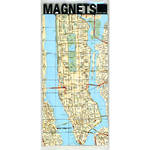 Map Magnets New York Set50