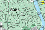 Puzzle Map Rome