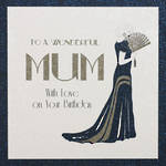 Mum Birthday Card Stardust Couture Mum Love