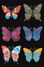 Grafic & Chic Butterflies