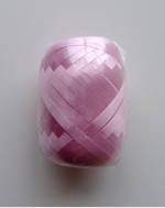 Ribbon Poly Egg Blister-Pack Pink 20m
