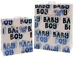 Large Gift Bag Baby WJB Baby Boy