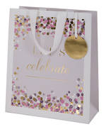 Gift Bag: Large - Wedding Dyment Celebrate