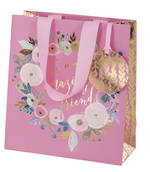 Medium Gift Bag Female Dyment Pink