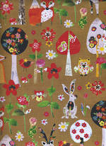 Sheet Wrap Woodland Friends