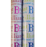 Roll Wrap Box of 24 Brilliant Present Assorted 2m