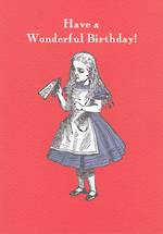 Alice In Wonderland Wonderful Birthday