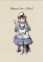 Alice In Wonderland Queen Birthday