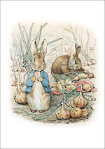 Beatrix Potter Peter Ben