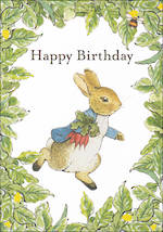 Beatrix Potter Birthday Carrots